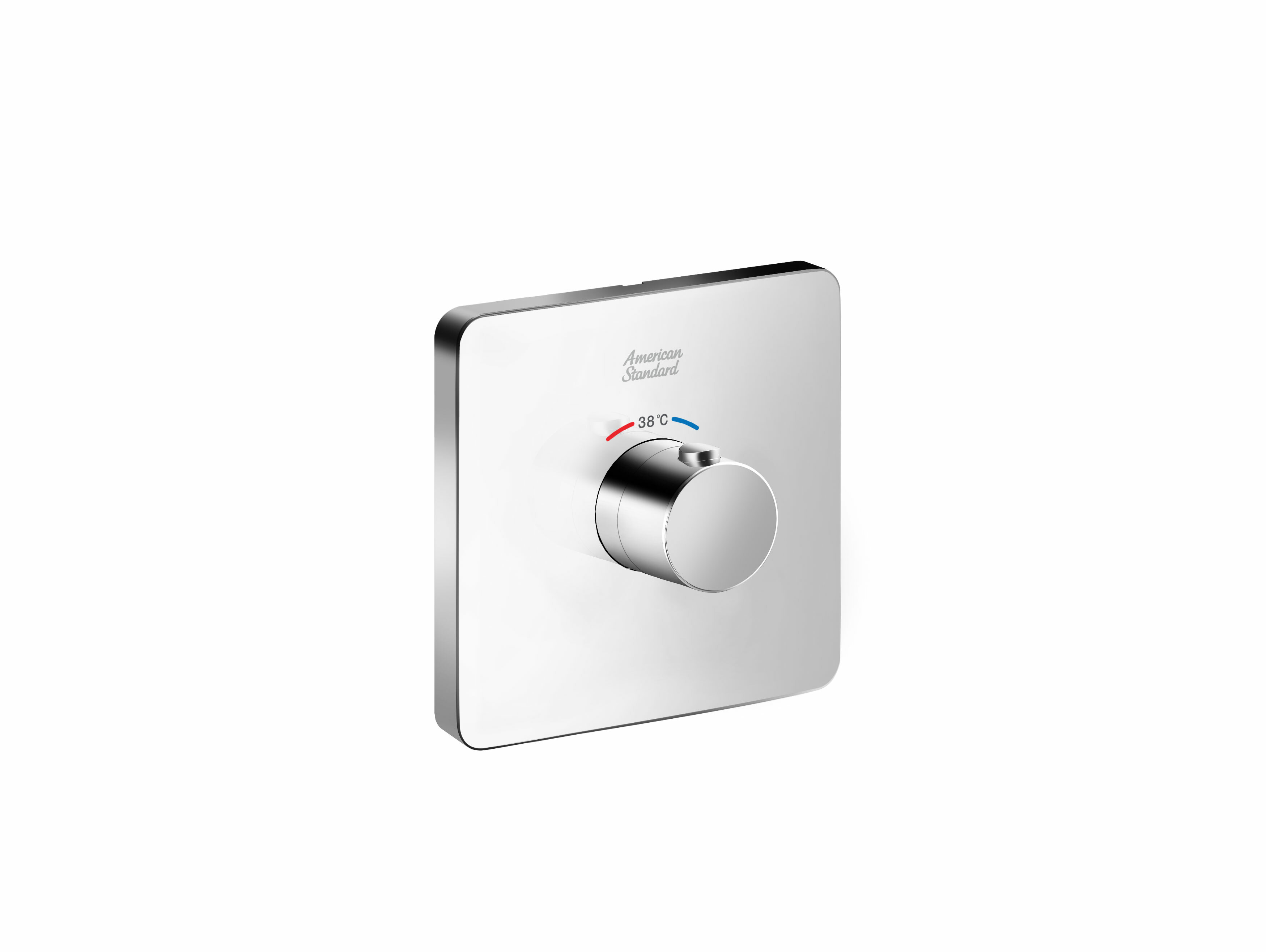 EasySET Conceal Thermostatic Mixer with Trim