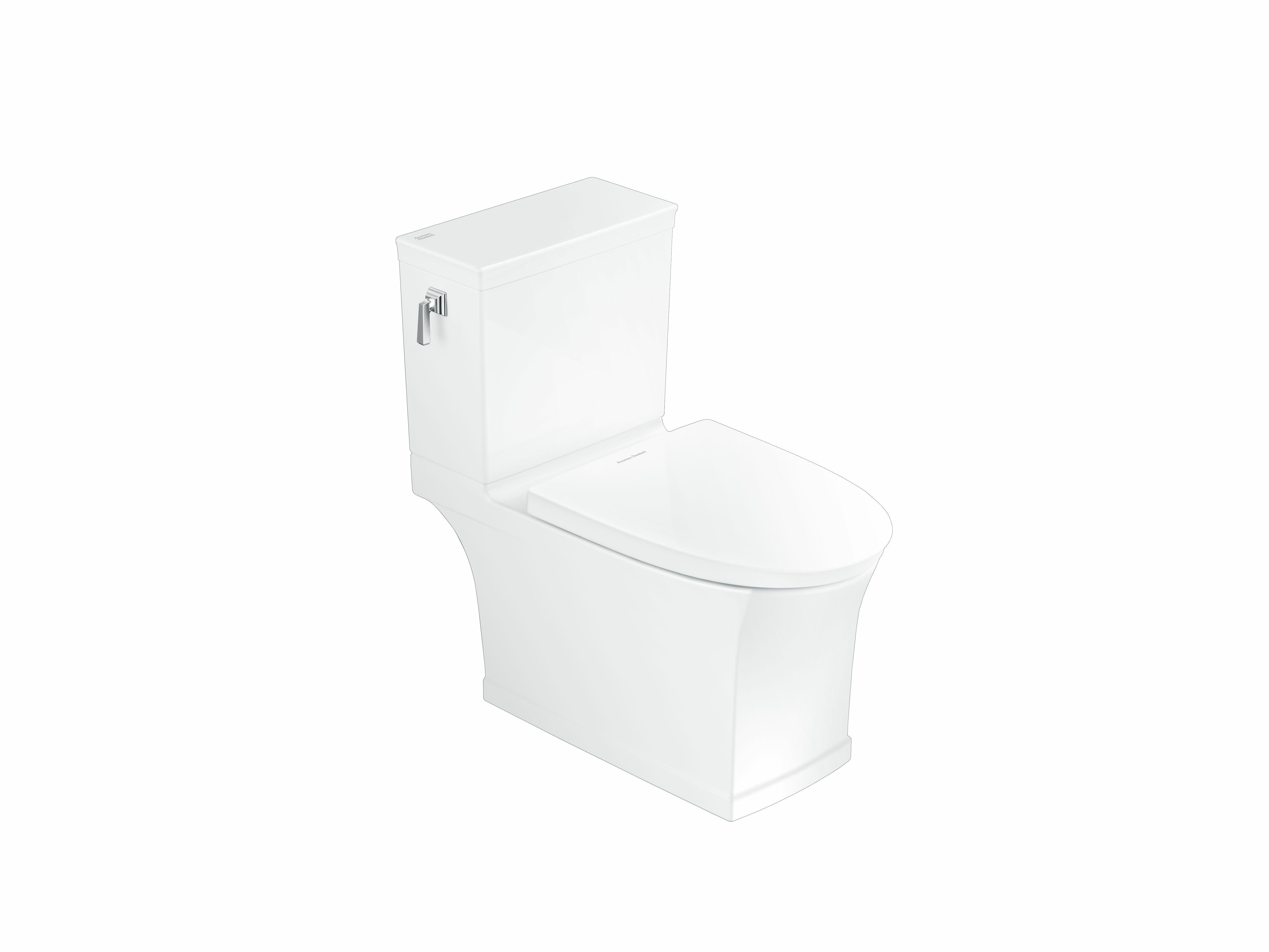 Kastello Close Coupled Toilet (S-Trap)
