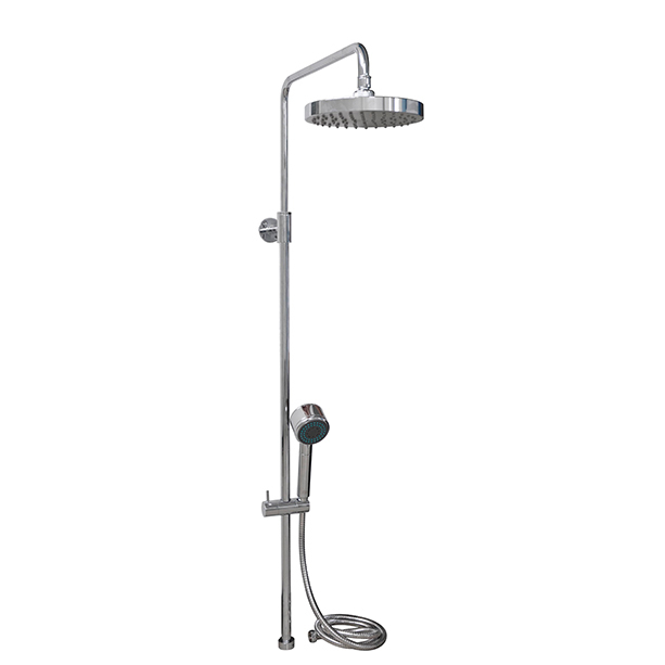 Moonshadow Rain Shower System with 200mm Round Hand Shower image