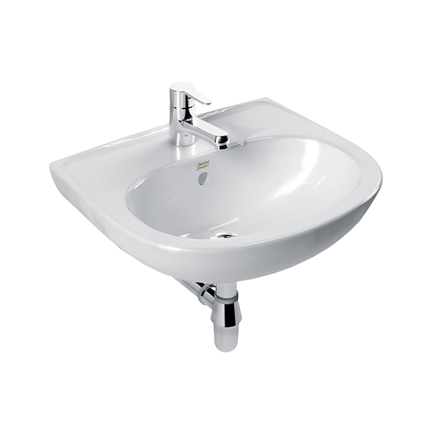 New Codie Round 430mm Wall-Hung Basin