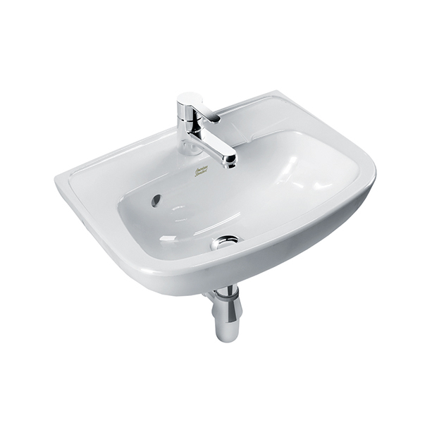 New Codie Square 350mm Wall Hung Basin image