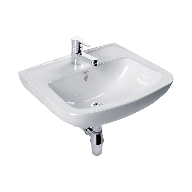 New Codie Square 430mm Wall Hung Basin image
