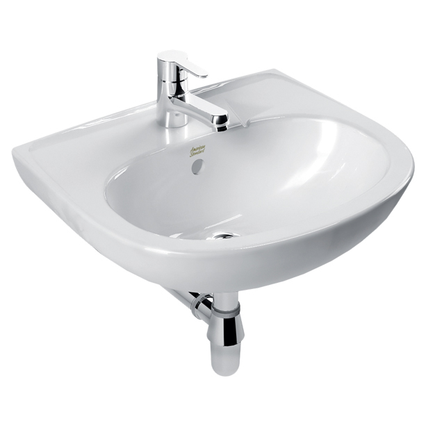 New Codie Wall Hung 430mm Round Wash Basin