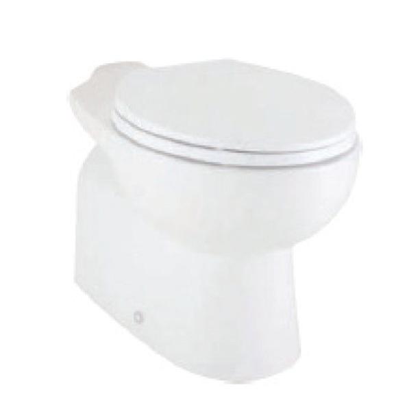 New Sibia 6LPF Flush Valve Toilet