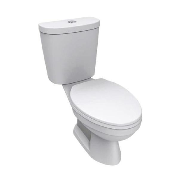 Winplus II 3_4.5lpf TP Close Coupled Compact-Elongated Toilet