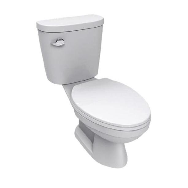 Winplus II 4.5lpf FL Close Coupled Compact-Elongated Toilet