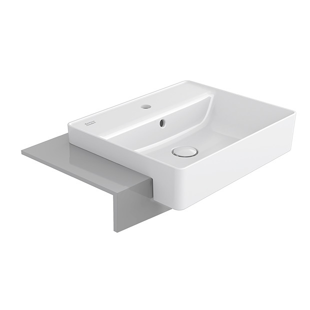 Acacia SupaSleek Semi Countertop Wash Basin