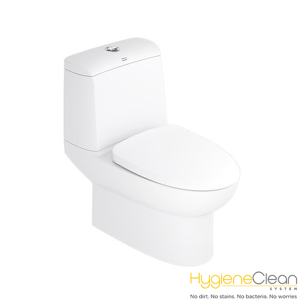 Milano Close Coupled Toilet