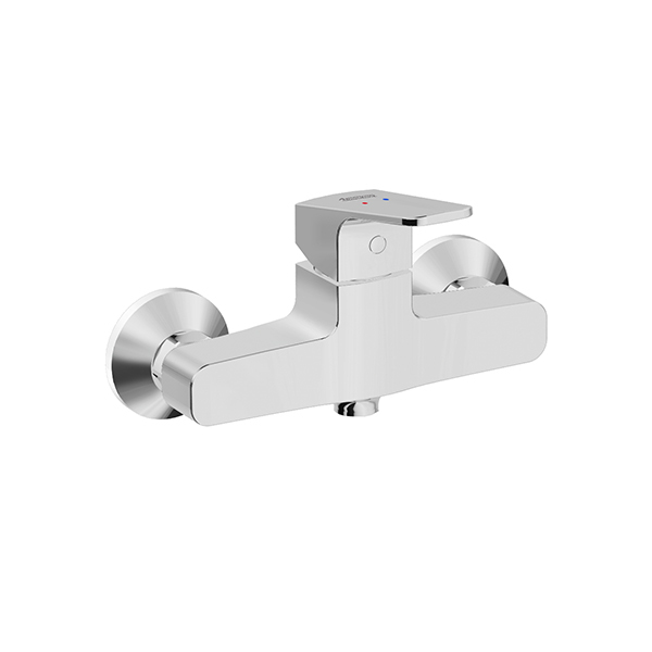 Concept Square Exposed Shower Mixer