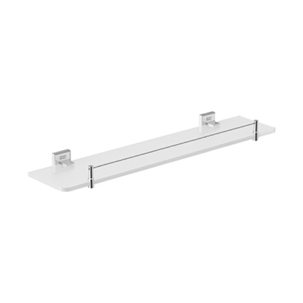 Concept Square Glass Shelf with Guard
