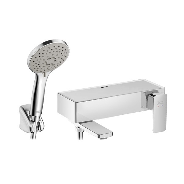 Acacia Evolution Exposed Bath & Shower Mixer With Shower Kits