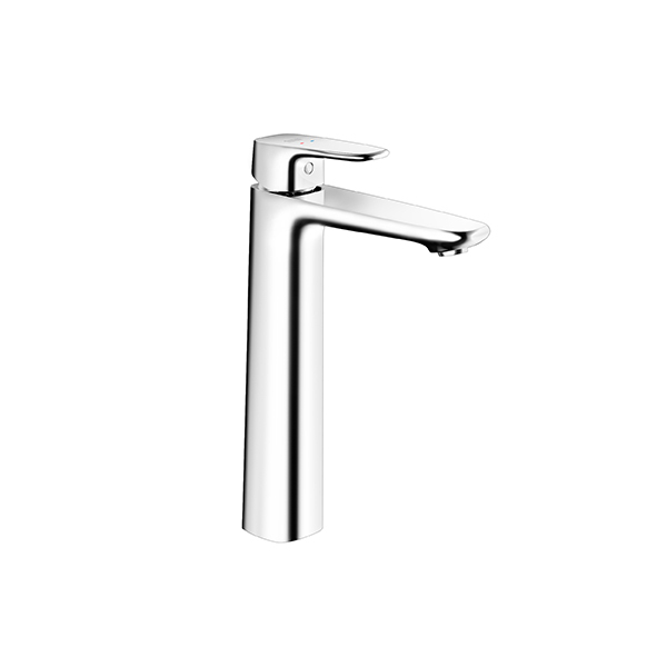 Signature Extended Basin Mixer with Pop-up Drain