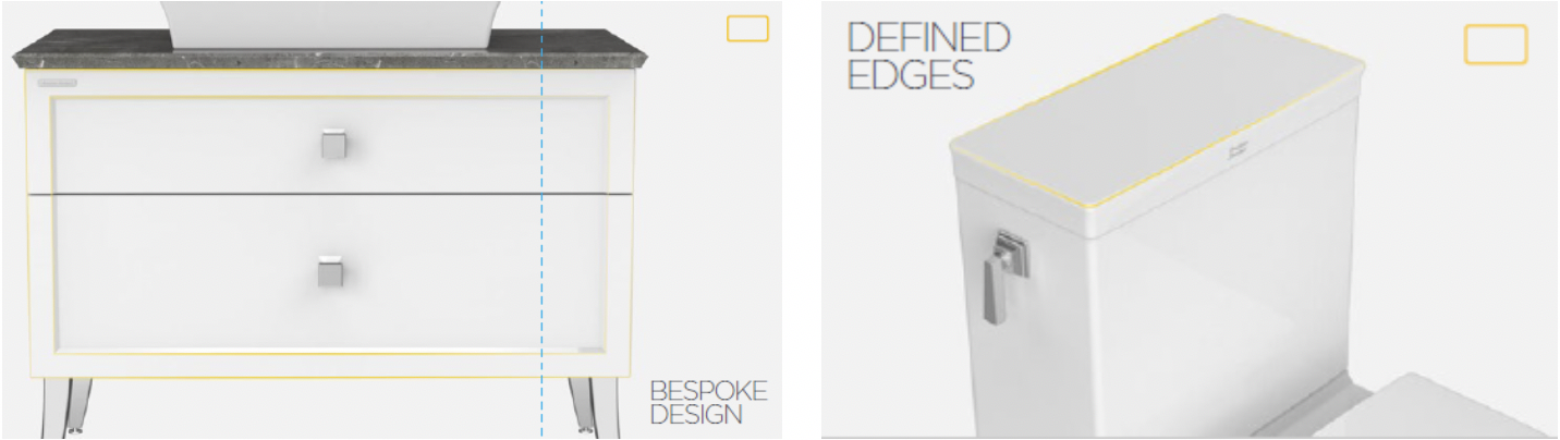 Bespoke Design and Defined Edges