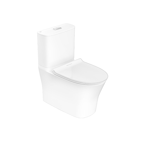 Signature Close Coupled Back To Wall Toilet