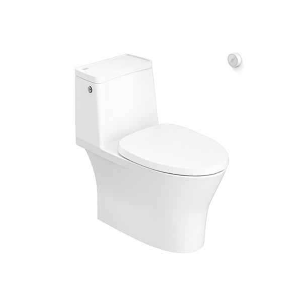 Flexio One Piece 4.8 Lpf Touchless Toilet