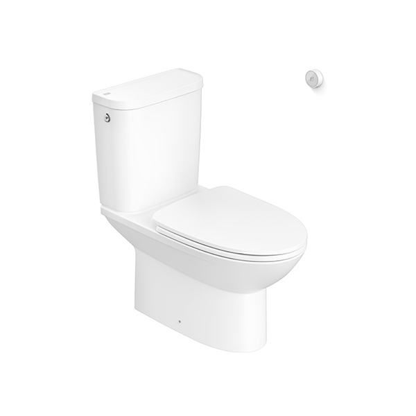 Neo Modern Close Coupled 4.8 Lpf Touchless Toilet