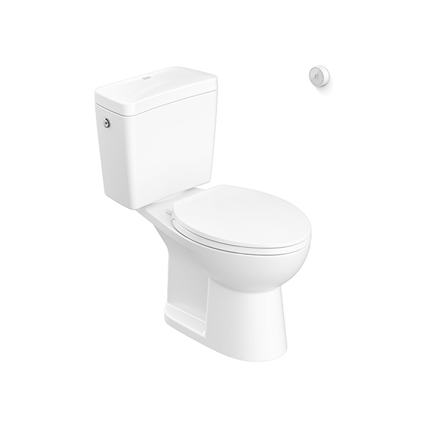 Halo Close Coupled 4.8 Lpf Touchless Toilet