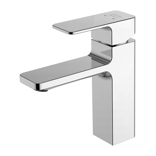 Acacia Evolution Basin Mixer with Pop-up Drain