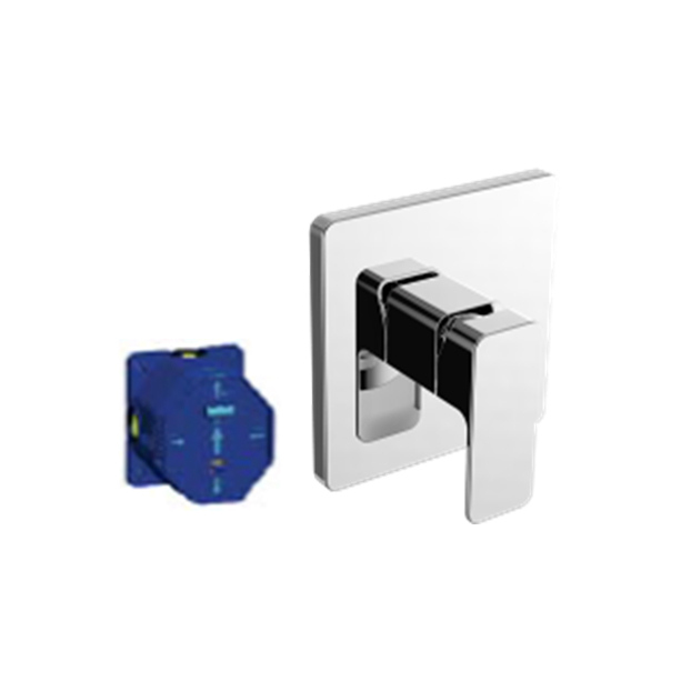 Acacia Evolution Concealed Shower Mixer with U-box
