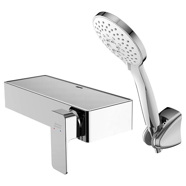 Acacia Evolution Exposed Shower Mixer with Shower Kit