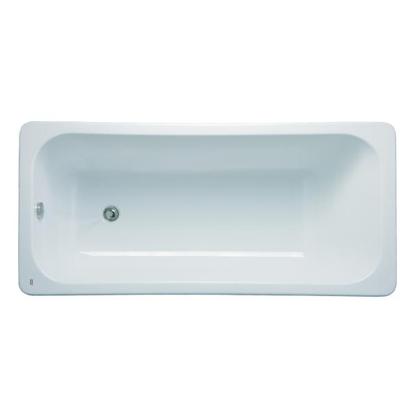 Active 1.7M Drop-In Tub w/Pop-Up WT