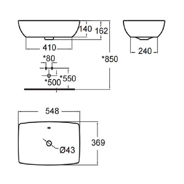 CCASF650 1000410 F0 WP F650 WT