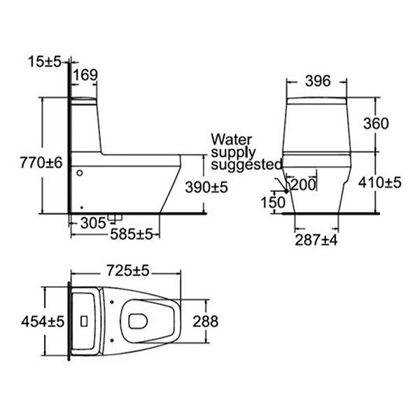 CL22305 6 DACTCB 2230 SC WT 0