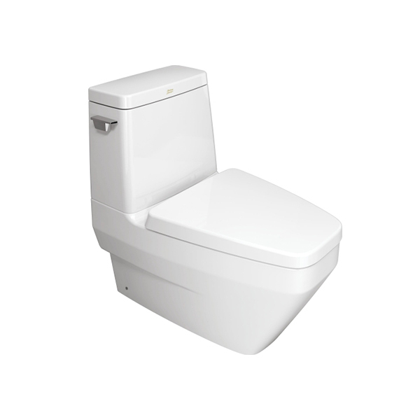 IDS Clear Close Coupled Toilet (Lever) 6 Lpf