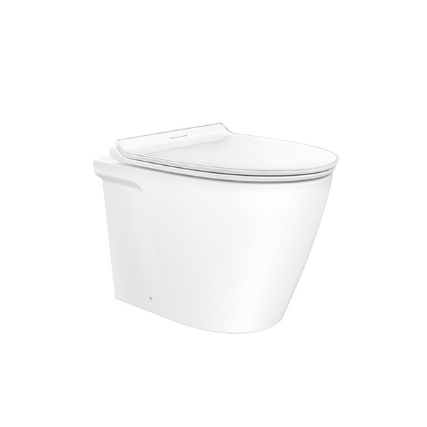 Acacia Supasleek 3/4.5L Double Vortex Back To Wall Toilet CBR WT