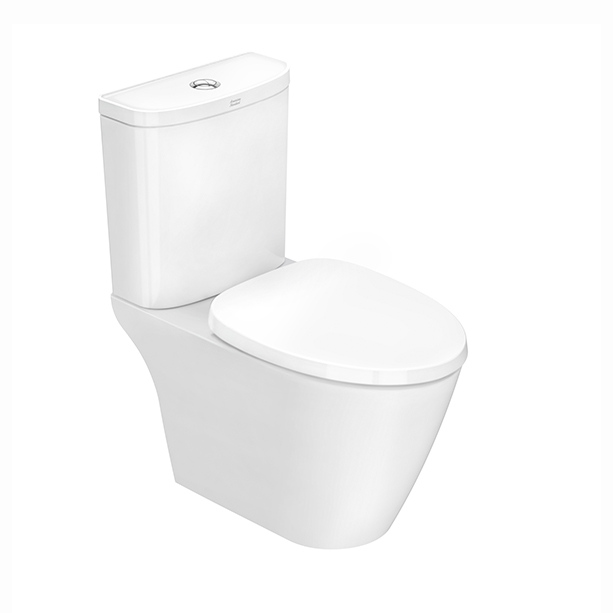 Compact Codie Close Coupled Toilet 3/4.2L