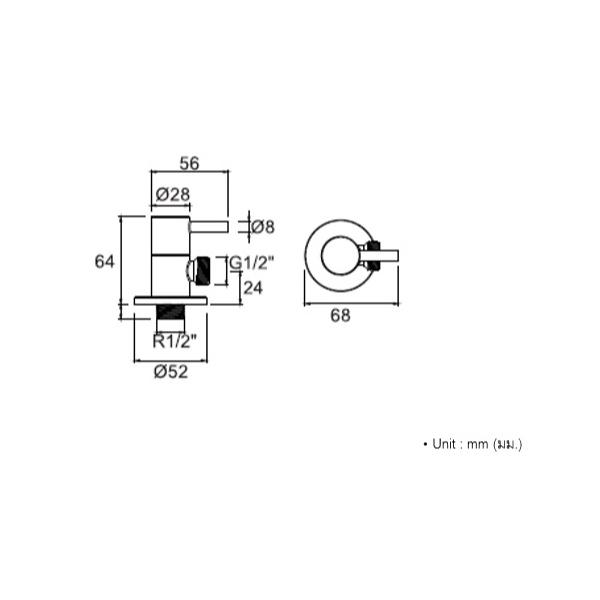 F65601 CHADY A 5601