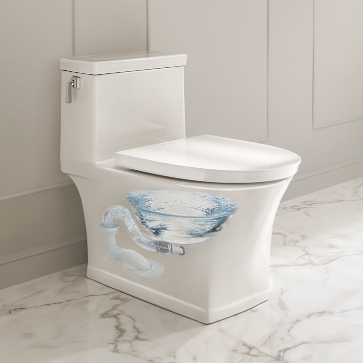 Kastello OP Toilet Siphonmax Flush HR