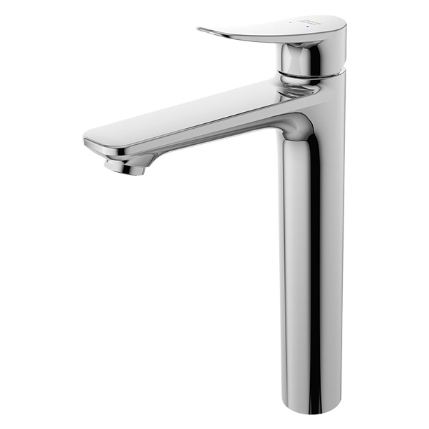 Milano Extended Basin Mixer with Pop up Drain image