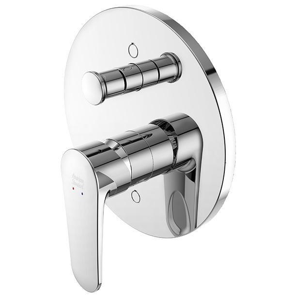 Simplica Concealed Bath & Shower Mixer