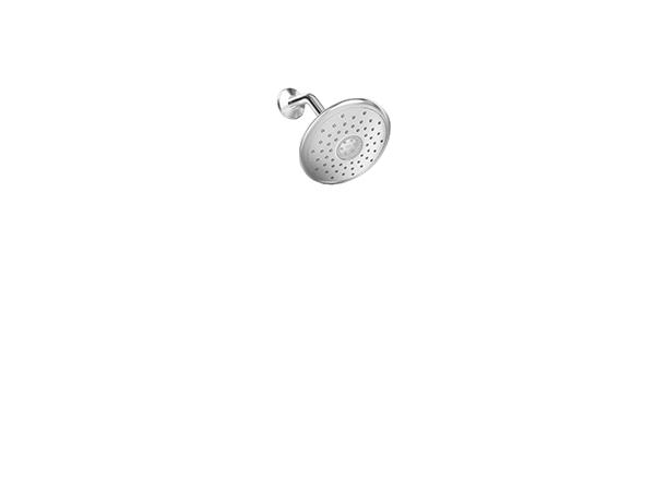 หัวฝักบัวอาบน้ำ 4 ระดับ พร้อมเทคโนโลยีสัมผัส (Touch) รุ่น เสปคตร้า อี ทัช