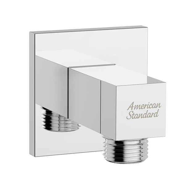 """Wall Outlet - Square (R1/2"""")"""