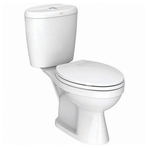 Winston II Close Coupled Toilet (Dual Flush)