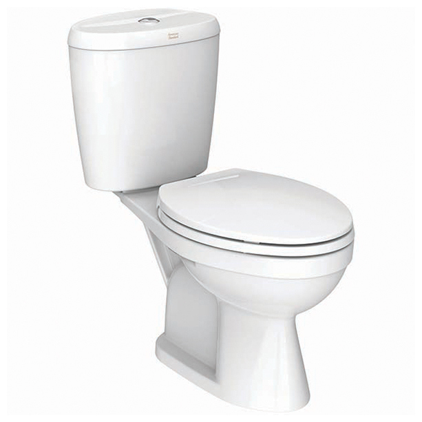 Winston II Close Coupled Toilet