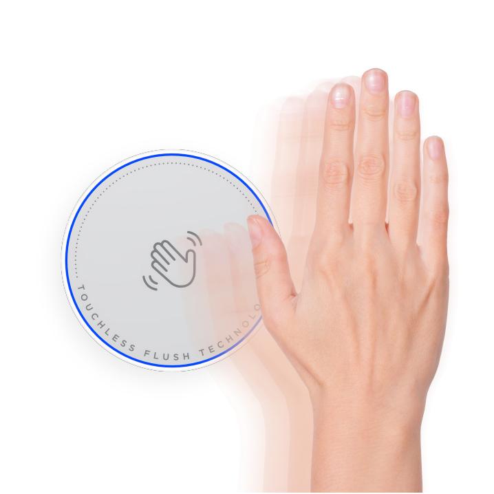 Touchless sensor image