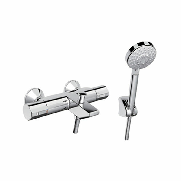 Active Exposed Thermostatic BnS Faucet