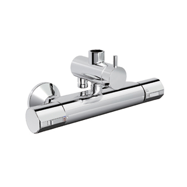 Active Exposed Thermostatic RnS Faucet