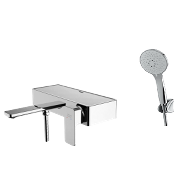 Acacia Evolution Exposed Bath & Shower Mixer with Shower Kit