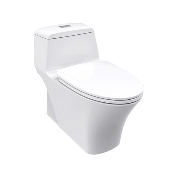 La Moda 3/4.8L Water-saving One-piece Toilet