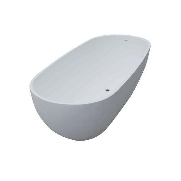 Zenistone Floor-Standing Tub (Round)