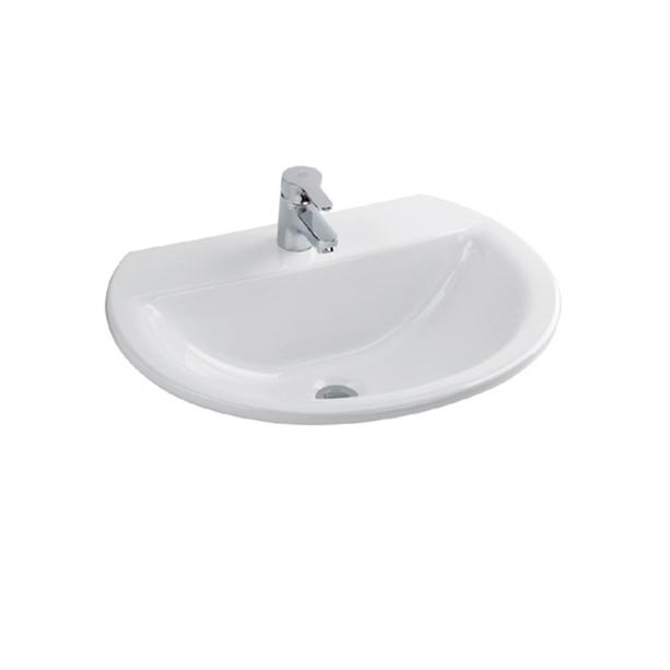 Concept Round 550mm Countertop Wash Basin