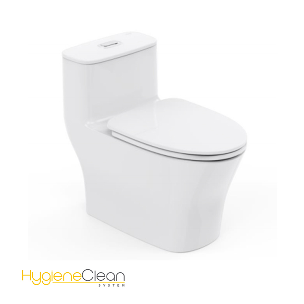 Signature One-Piece Toilet 3.5/5L (305mm) with Neo Modern Seat Cover