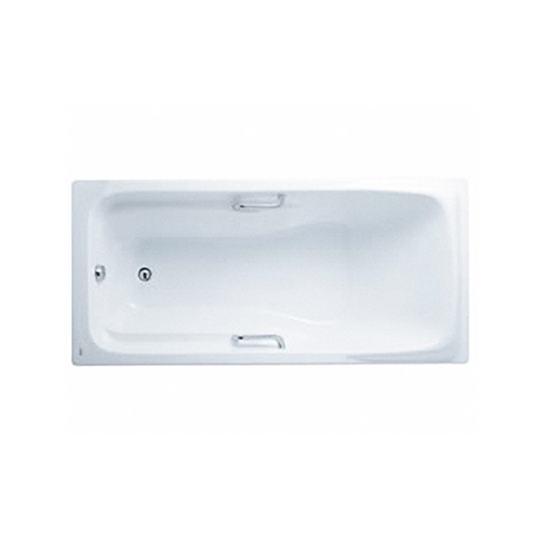 Tonca BathTub With Grips And Waste WT