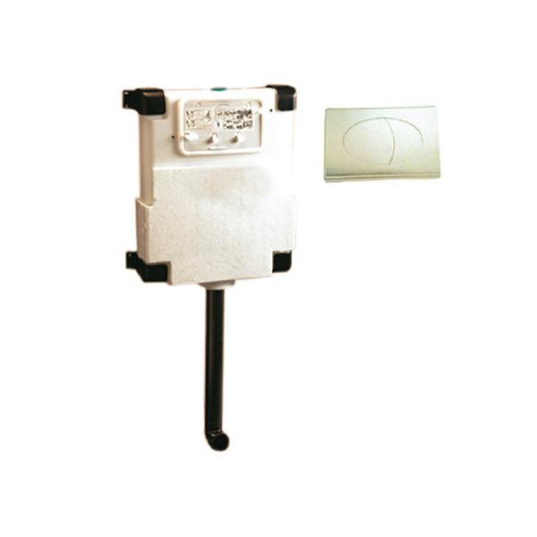 160MM Concealed Cistern 3/4.5L Front BTW