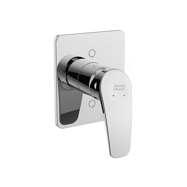 WF 0922 Milano Concealed Shower Convex Handle 613 X613
