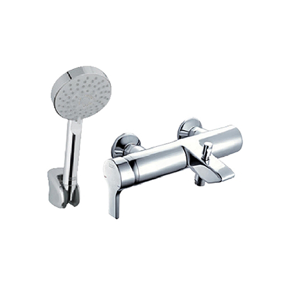 Active Exposed Bath and Shower Faucet